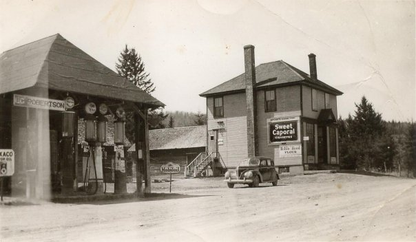 Robinsonville in the 1940s